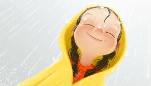 Влияние окружающих вызывает счастье у девочки