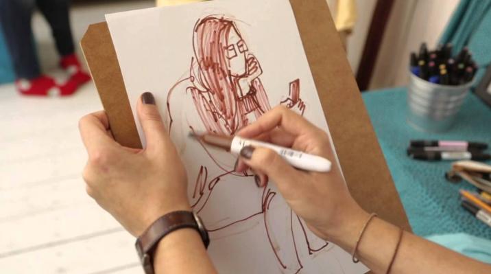 Рисование как инструмент самореализации