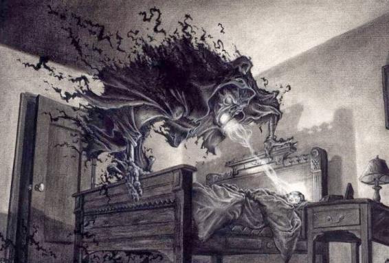 Страшные сны от которых просыпаешься